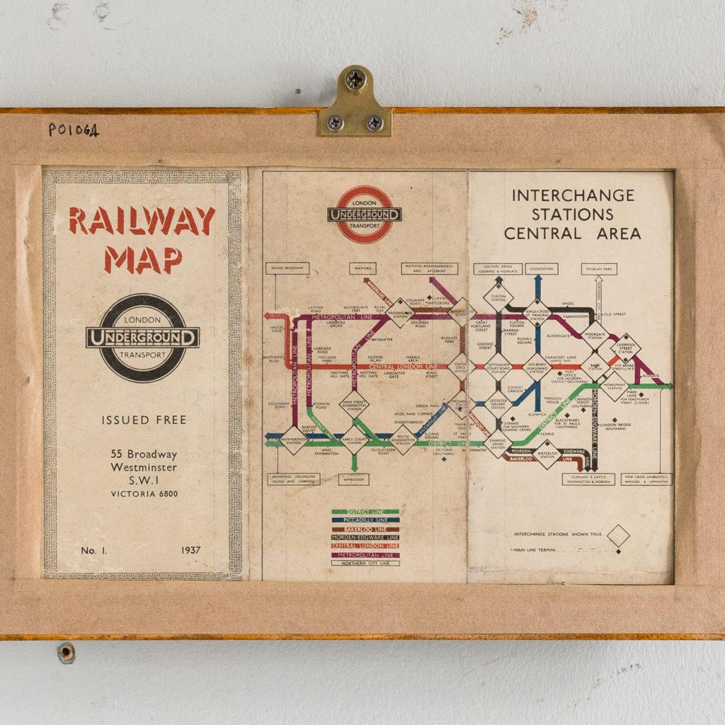 London Underground Transport 1937-134386