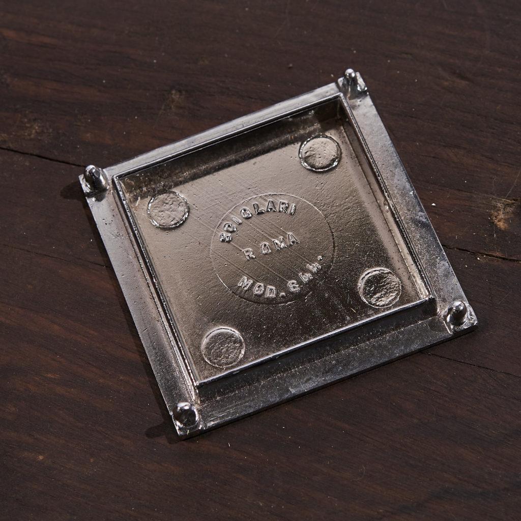 Italian 'Cubic' Chandelier,-136117