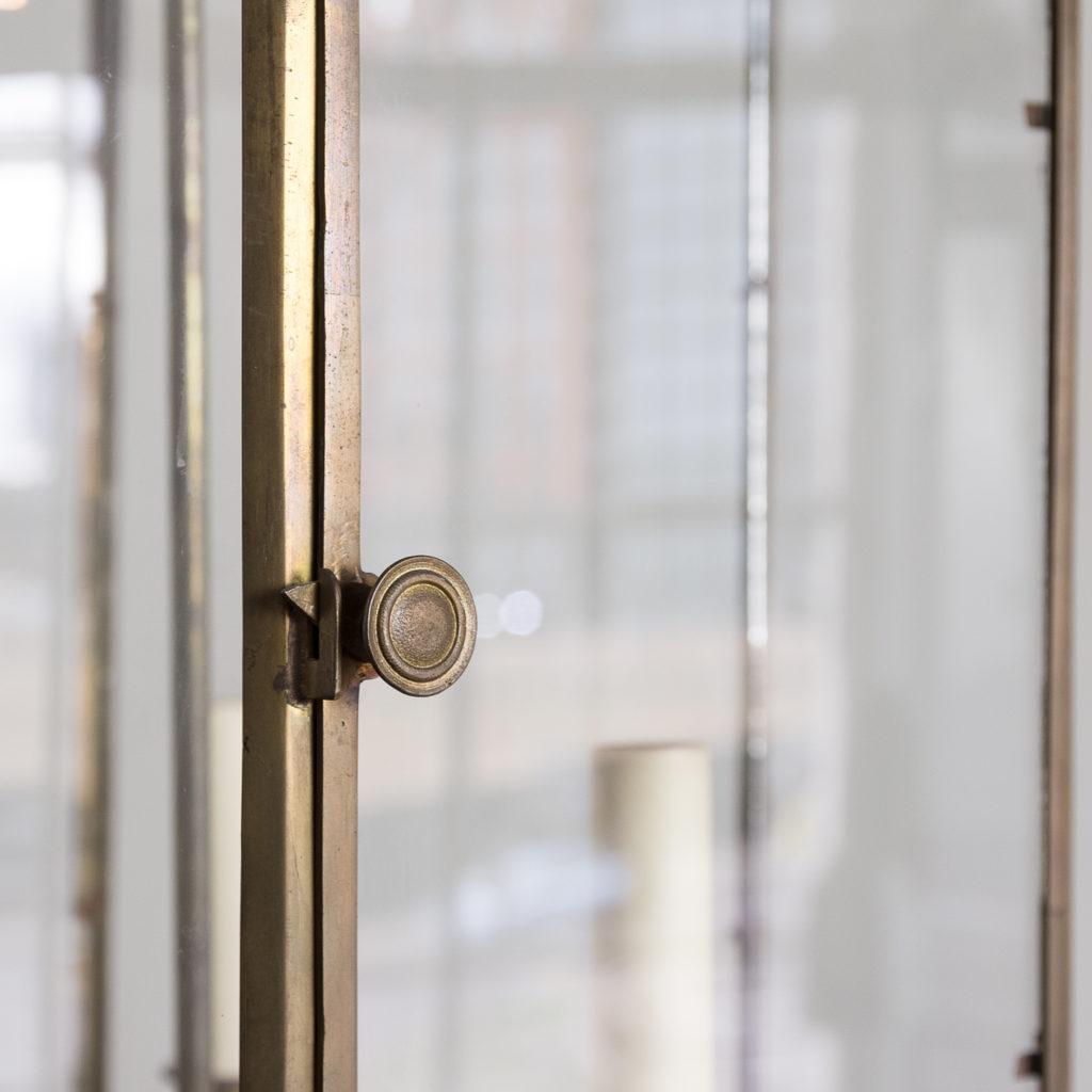 door with catch
