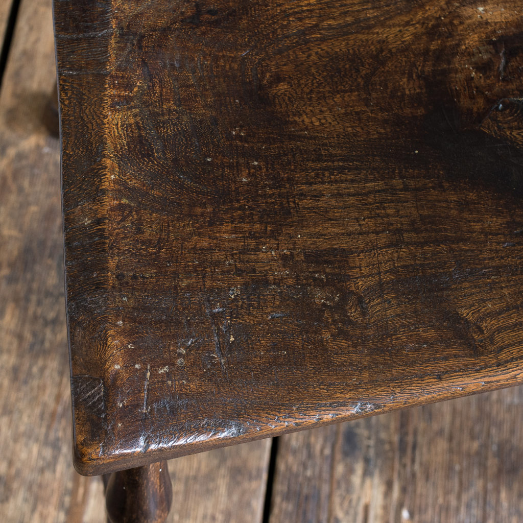 Late eighteenth century West Country Windsor chair,-135258