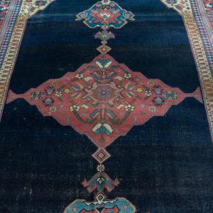 Antique Bidjar carpet,-0