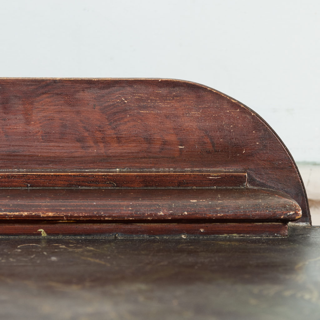 Nineteenth century grained washstand,-135943