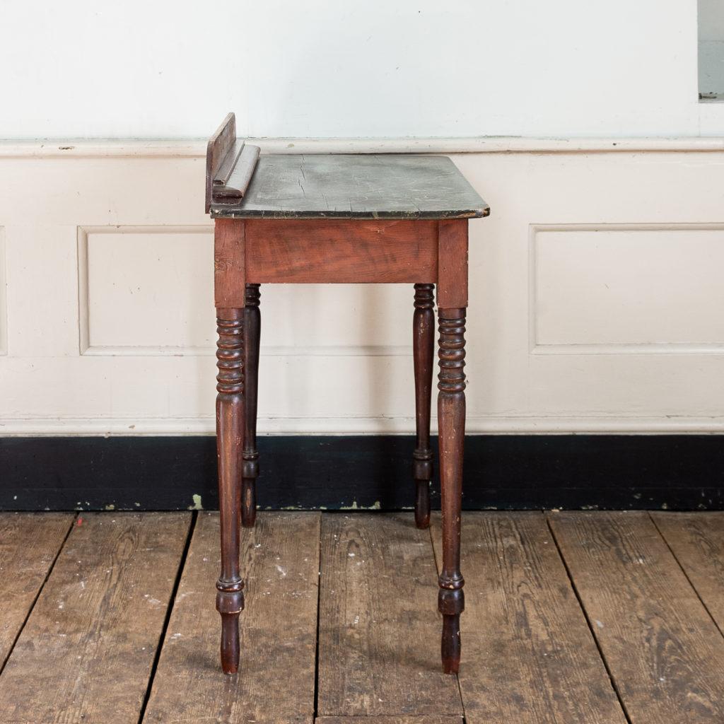 Nineteenth century grained washstand,-135934