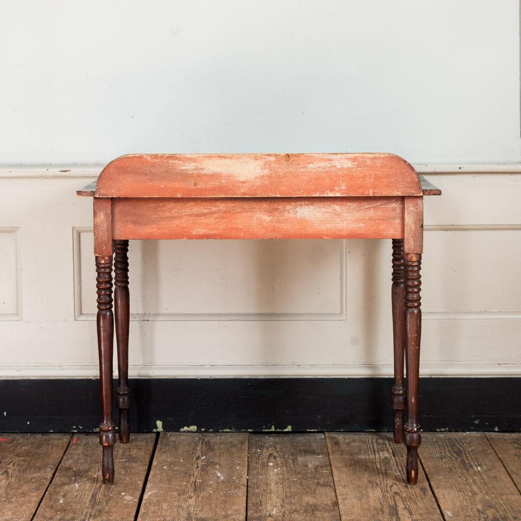 Nineteenth century grained washstand,-135936
