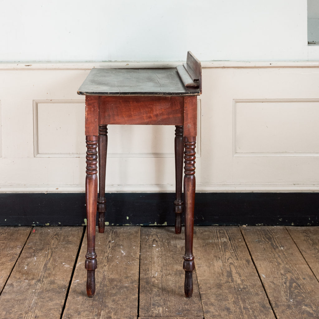 Nineteenth century grained washstand,-135938