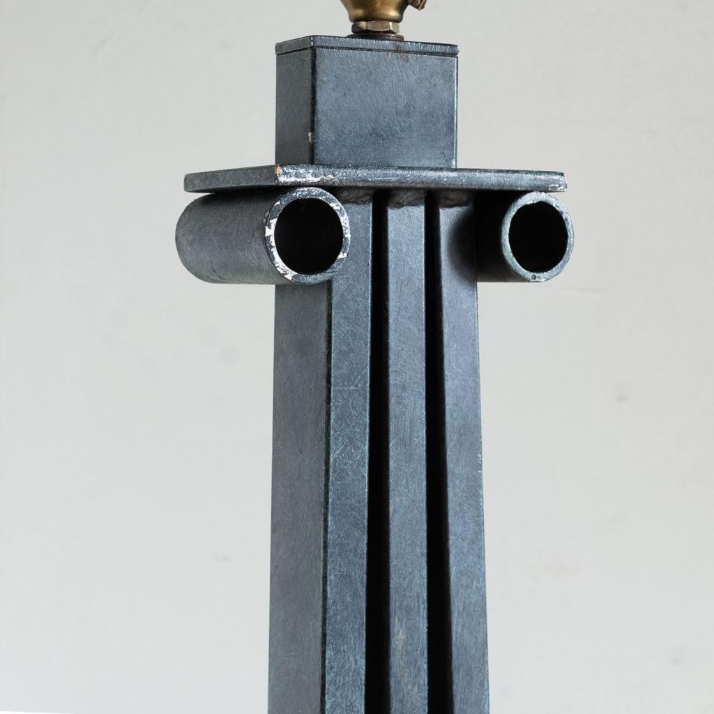 Postmodern Ionic column table lamp,-136255