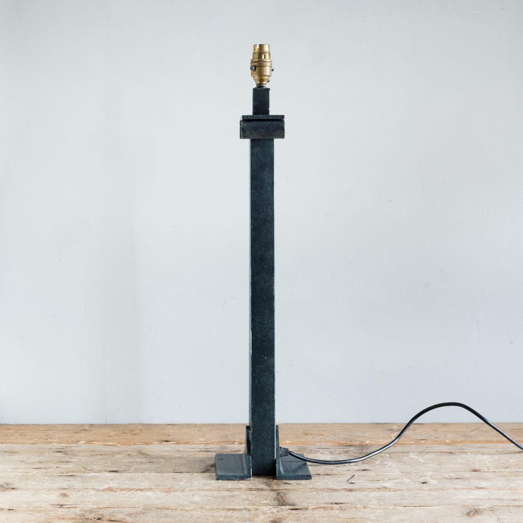 Postmodern Ionic column table lamp,-136247