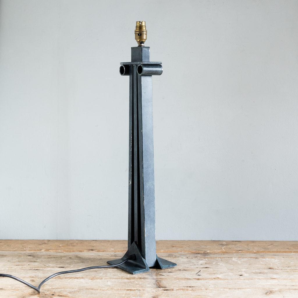 Postmodern Ionic column table lamp,-136249