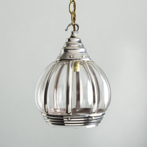 Art Deco pendant light,