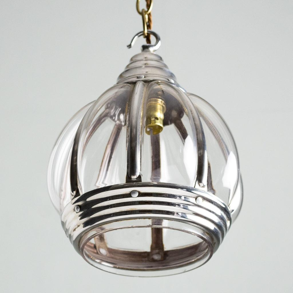 Art Deco pendant light,