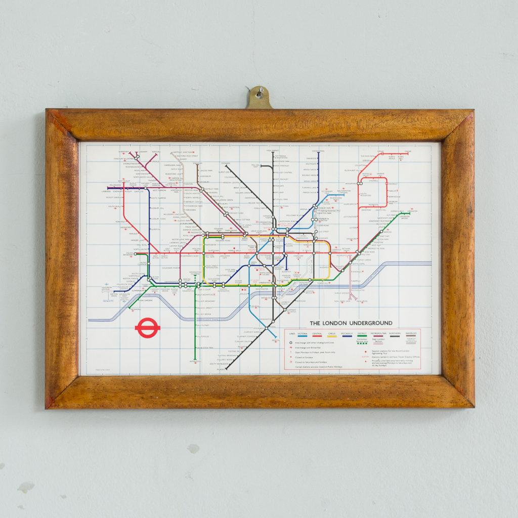 The London Underground 1976 No.1