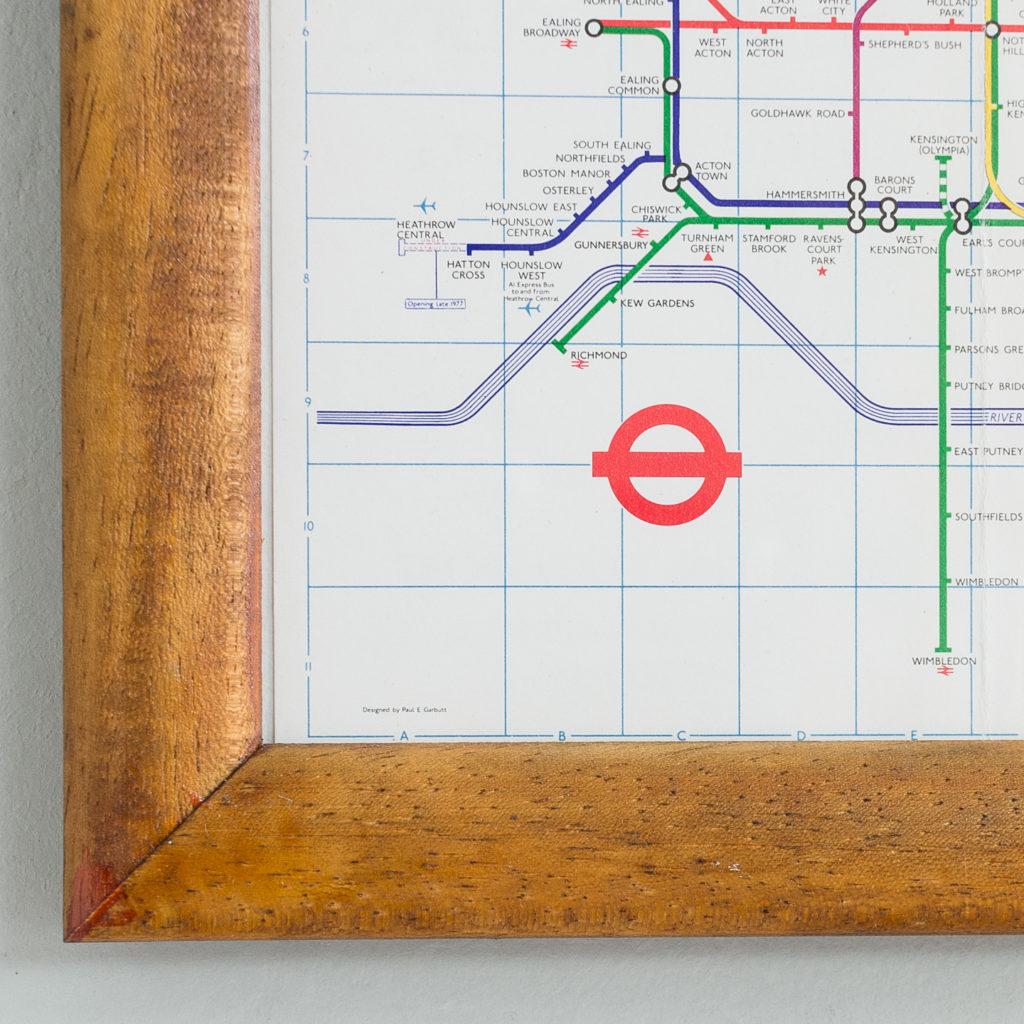 The London Underground 1976 No.1 map-135581