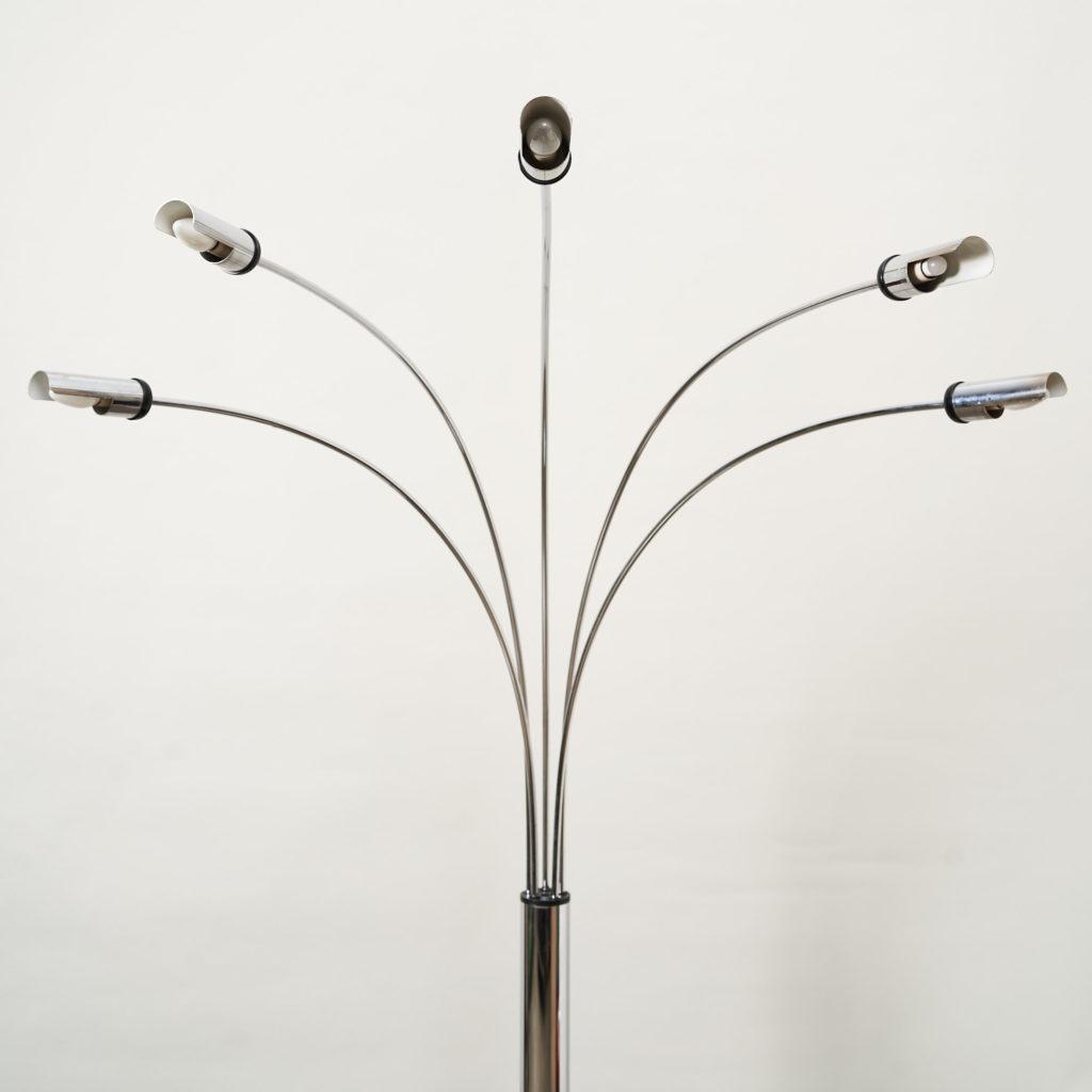 1960's Italian branched floor lamp,-137073