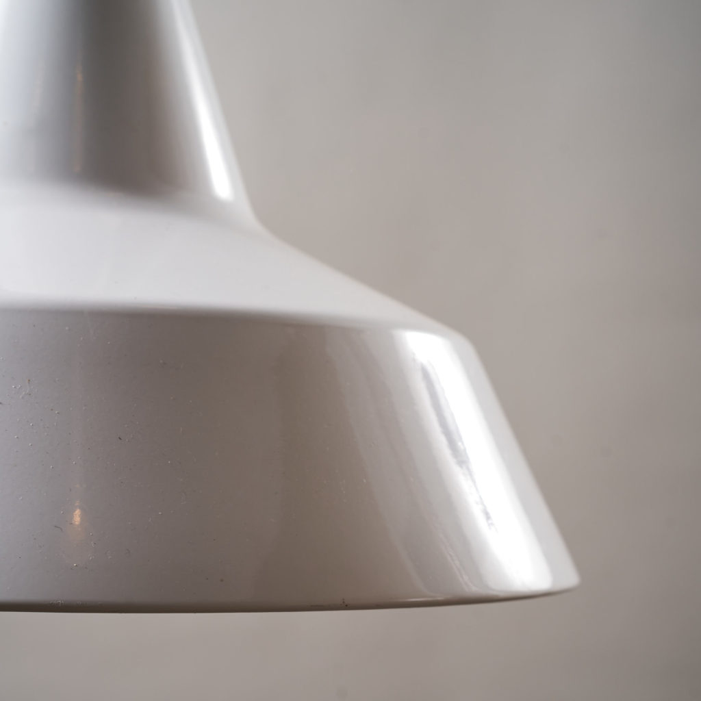 Danish enamelVærkstedspendel factory pendant light,-137094