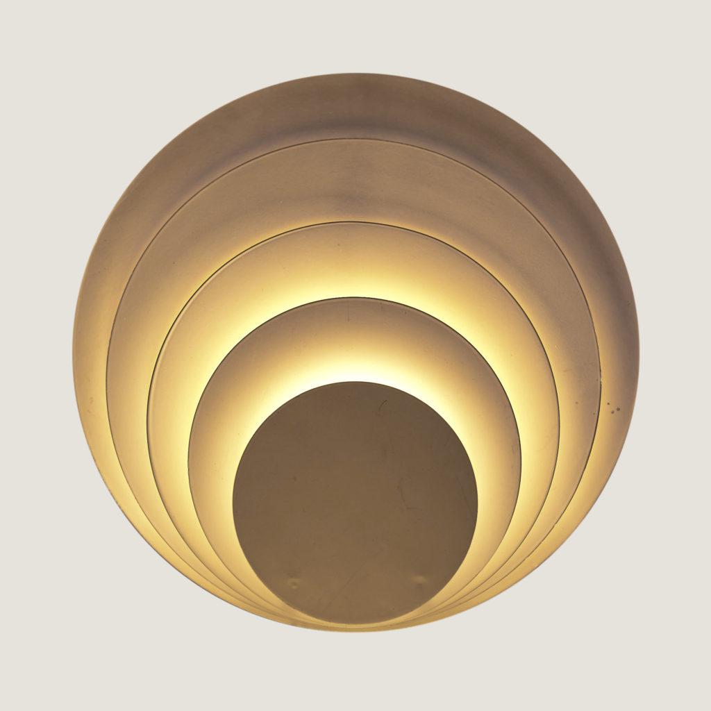 Mid Century abstract wall light,-137083