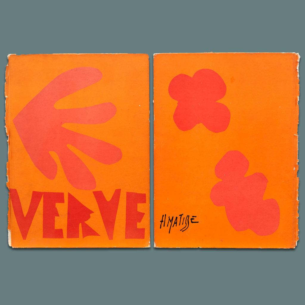 Verve, 'The Last Works of Henri Matisse',-136873