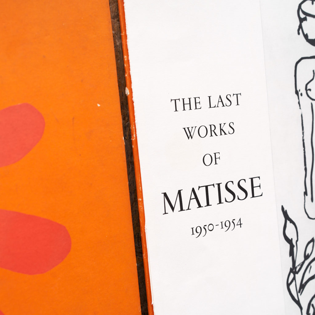 Verve, 'The Last Works of Henri Matisse',-136900