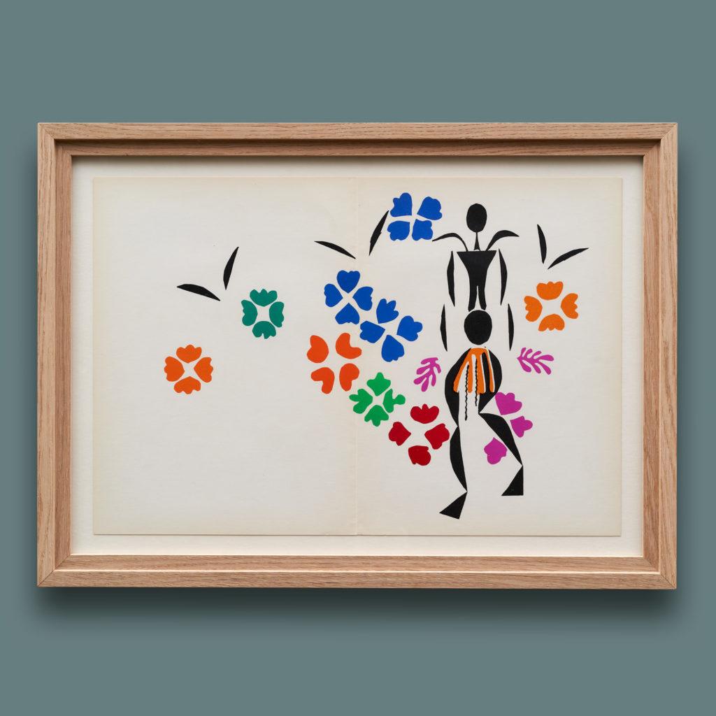 Verve, 'The Last Works of Henri Matisse',-0