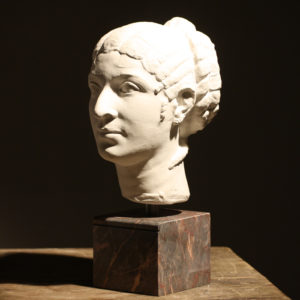 Cleopatra bust