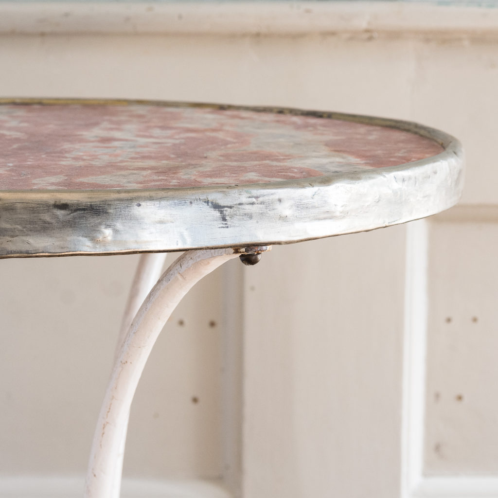 1930s French cafe table, -137129