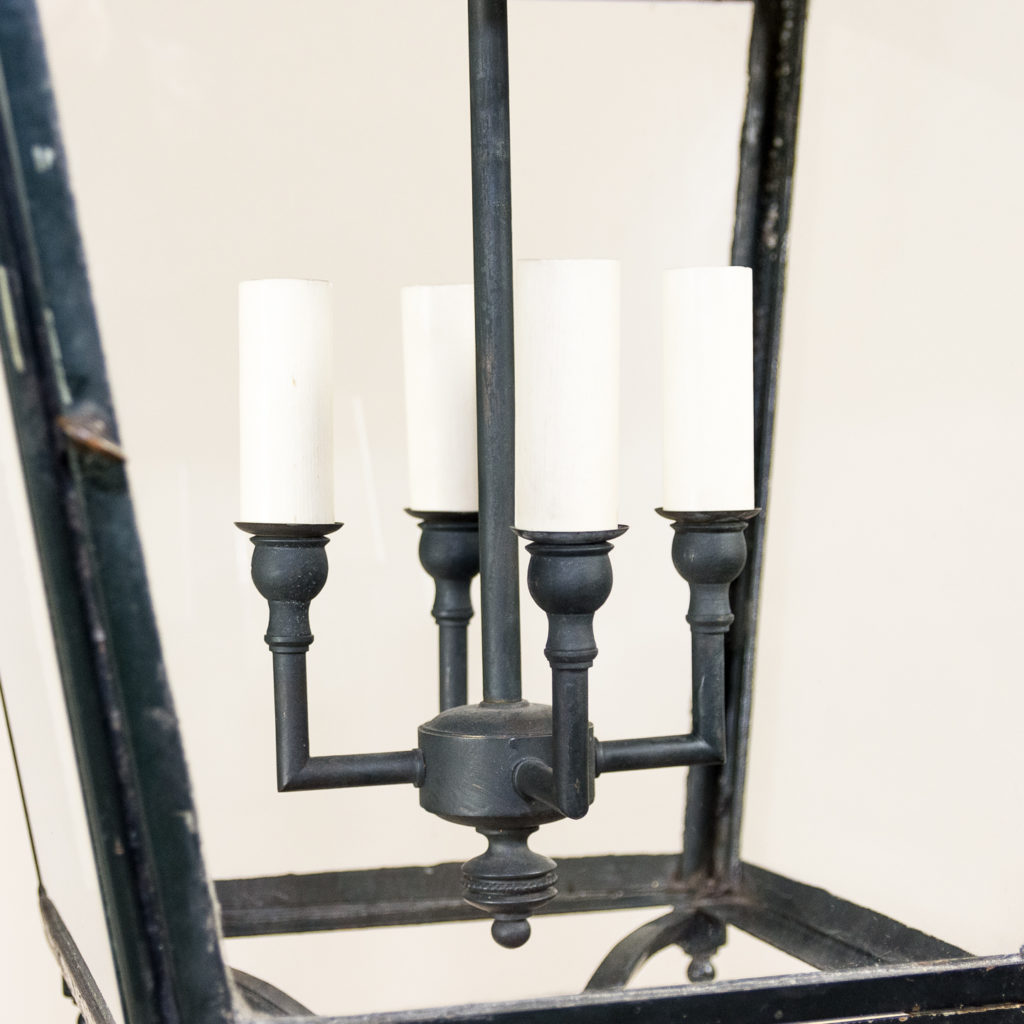 four light fitting within