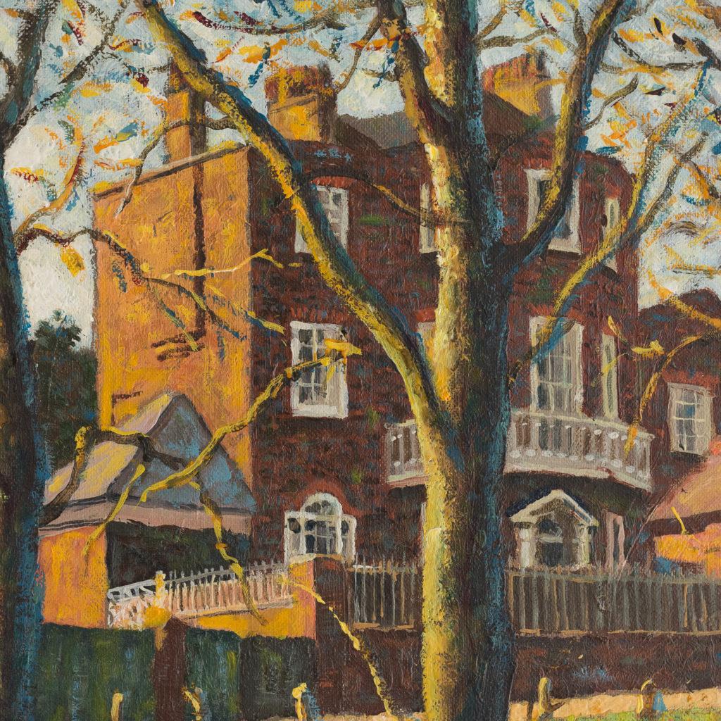 Foley Lodge, Hampstead by George Charlton-136475