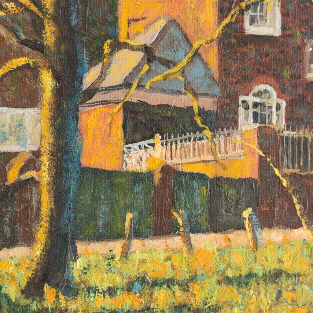 Foley Lodge, Hampstead by George Charlton-136477