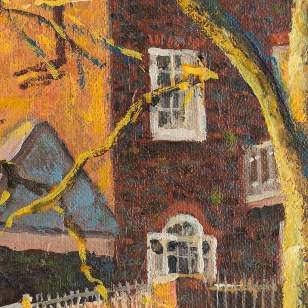 Foley Lodge, Hampstead by George Charlton-136482