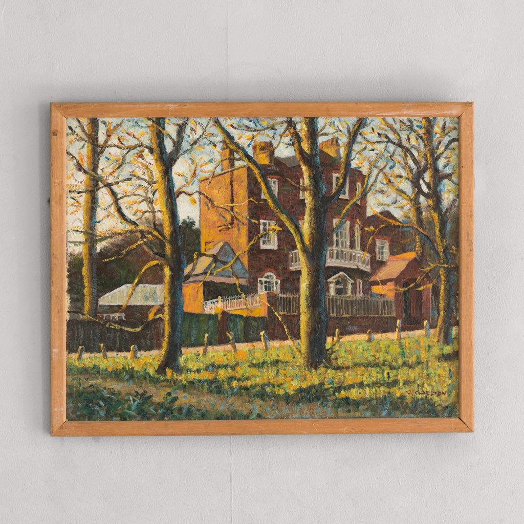 Foley Lodge, Hampstead by George Charlton