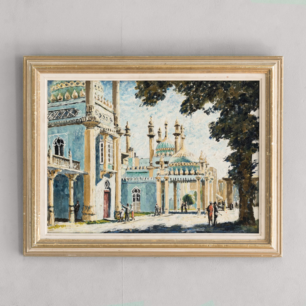 Royal Pavilion Brighton by George Charlton,