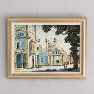 Royal Pavilion Brighton by George Charlton,