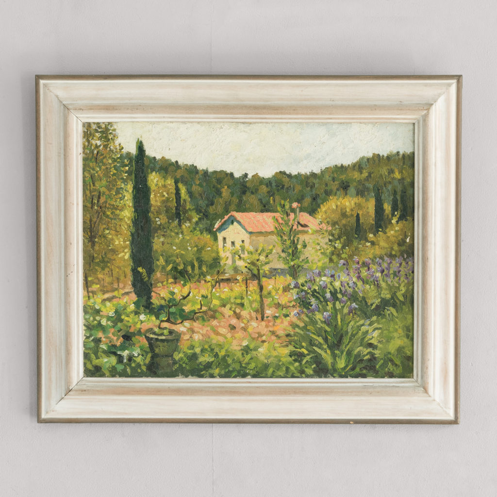 French Landscape by George Charlton