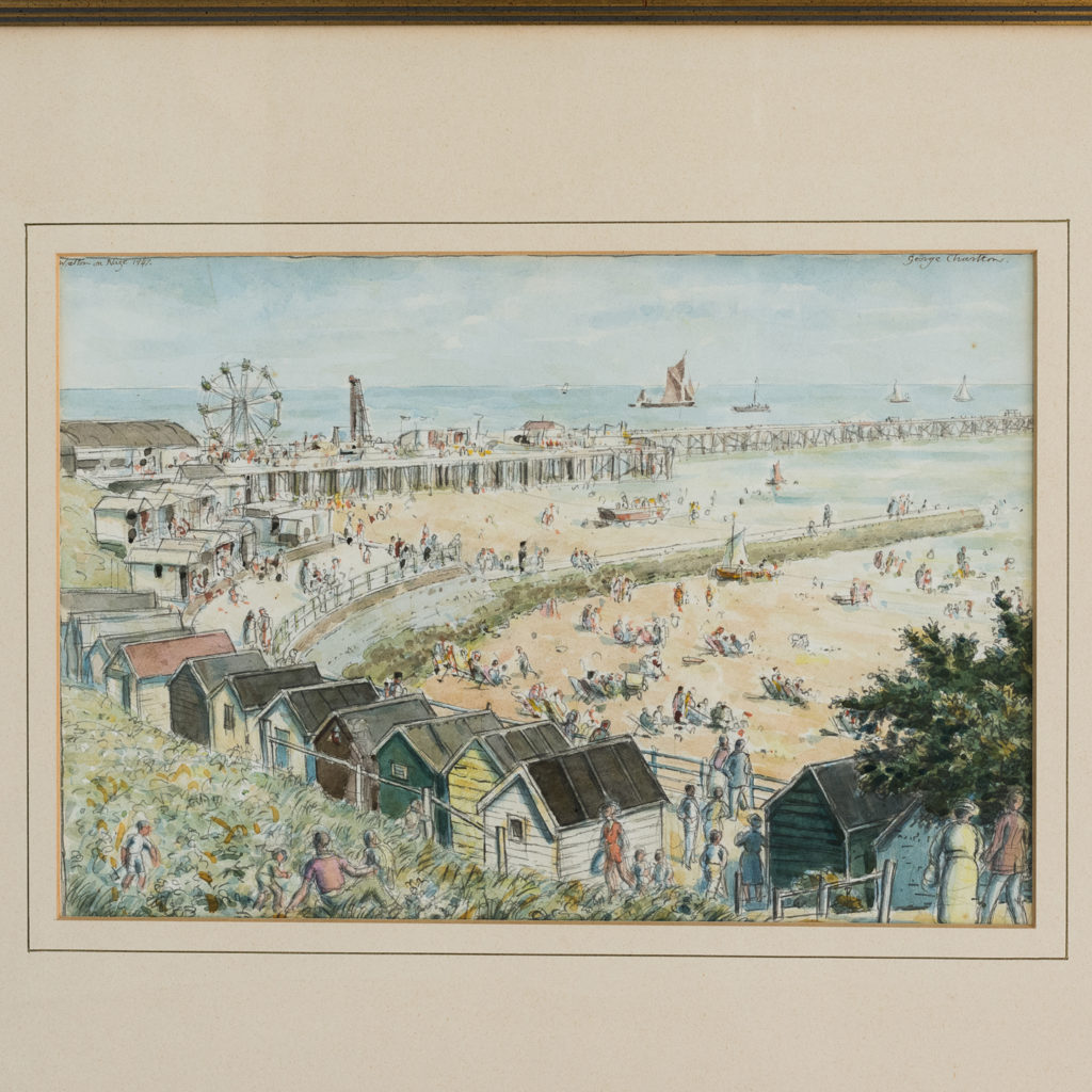 Walton-on-the-Naze by George Charlton