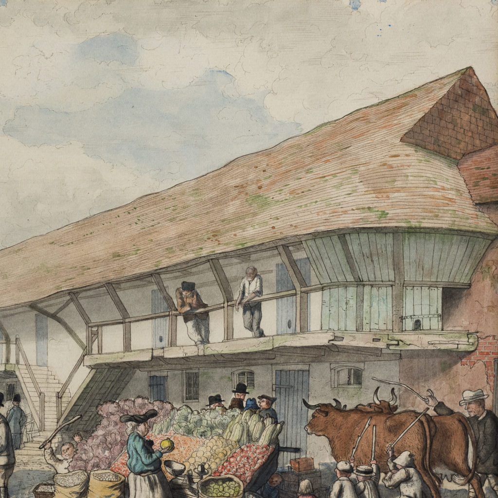 Market Day by George Charlton-136498