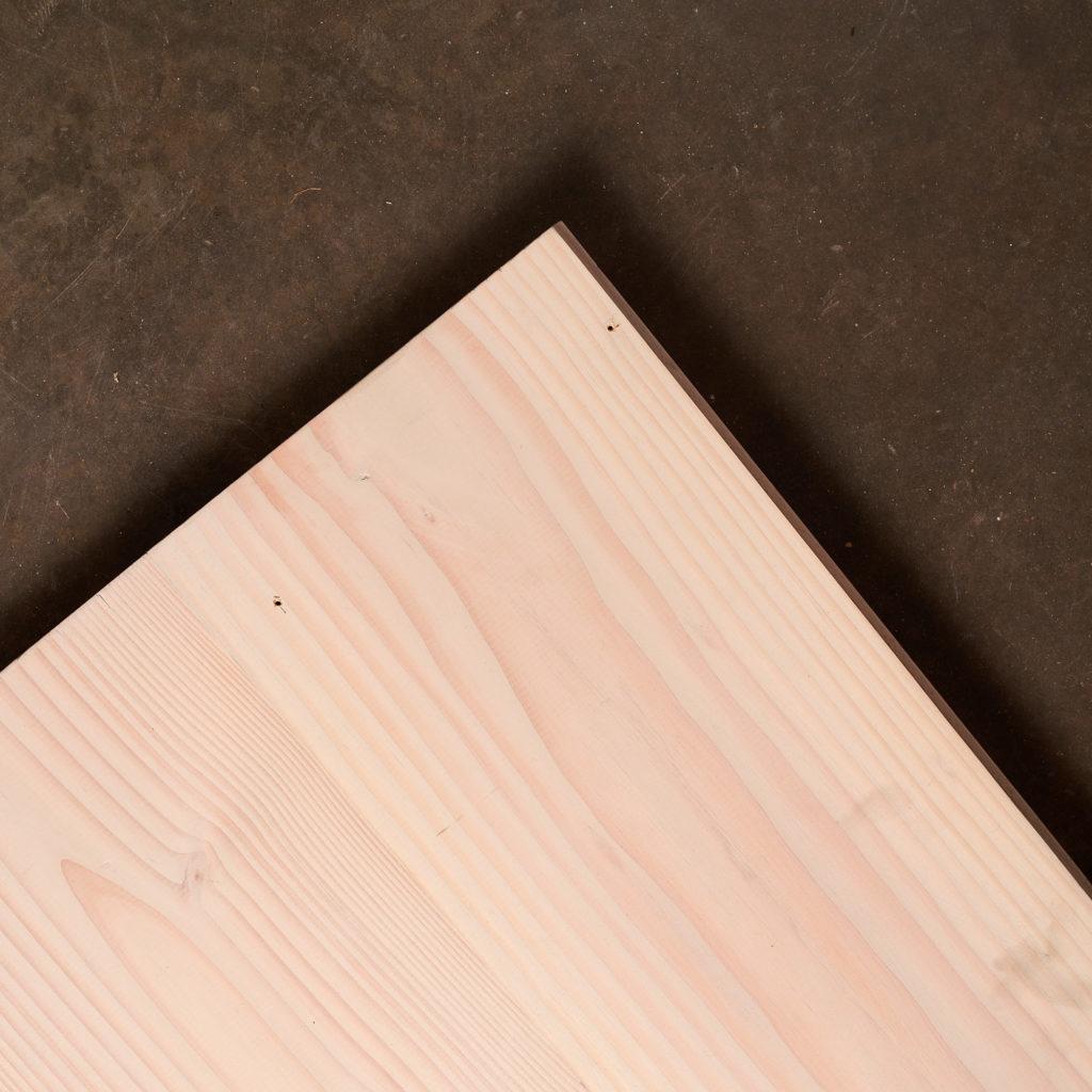 New Douglas Fir Board White Oiled-136272