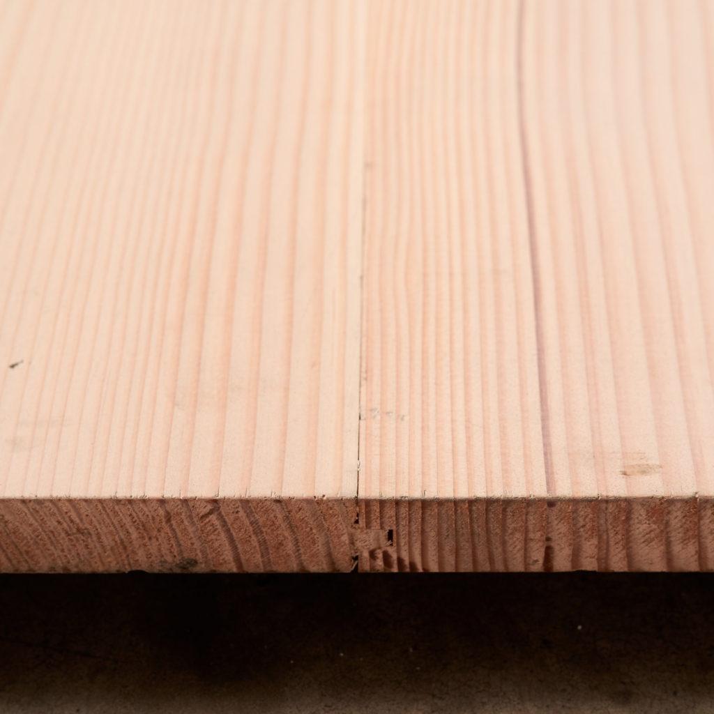 New Douglas Fir Board White Oiled-136270