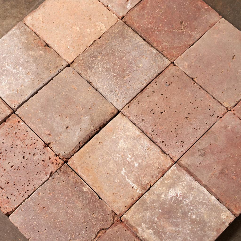 Reclaimed French Terracotta Tiles-136295