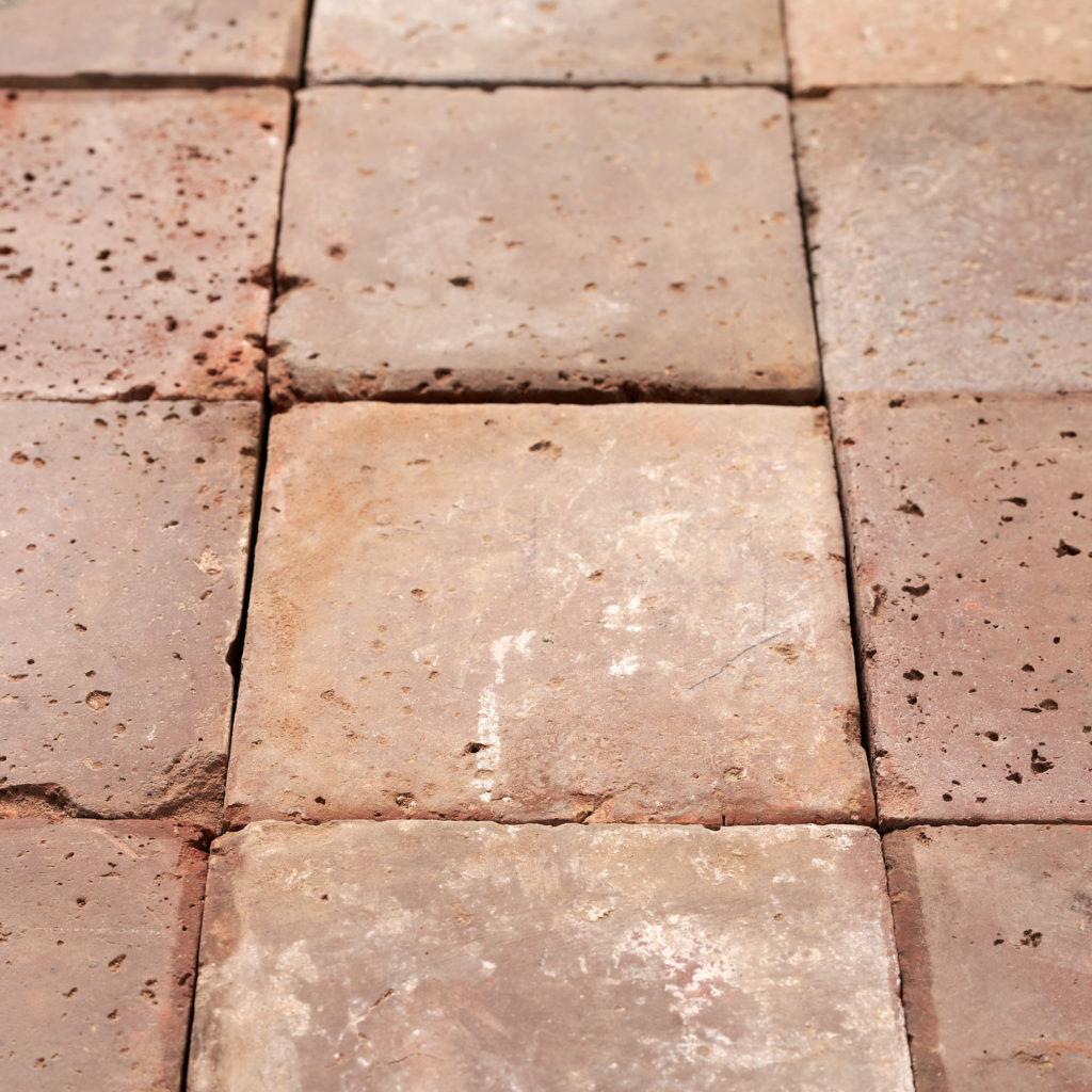 Reclaimed French Terracotta Tiles-136290
