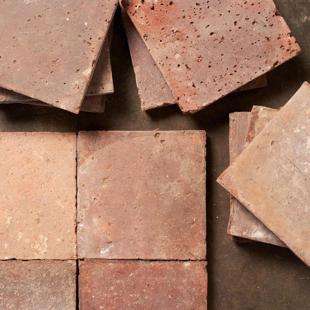 Reclaimed French Terracotta Tiles-136291