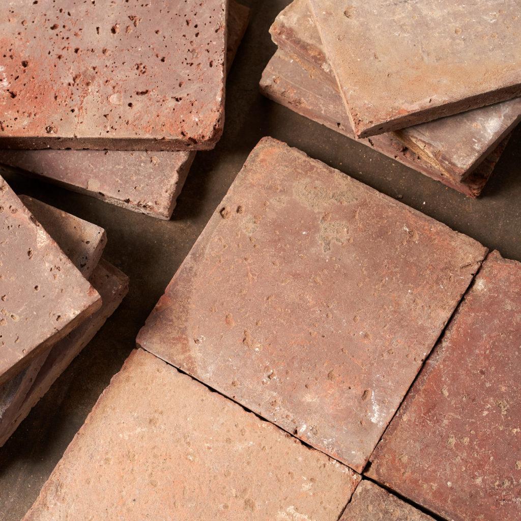 Reclaimed French Terracotta Tiles-136289