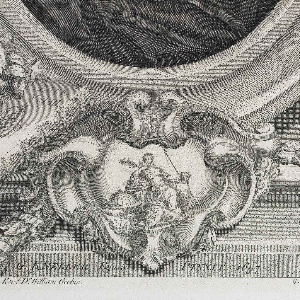 Copper-engravings by Jacobus Houbraken,-137240