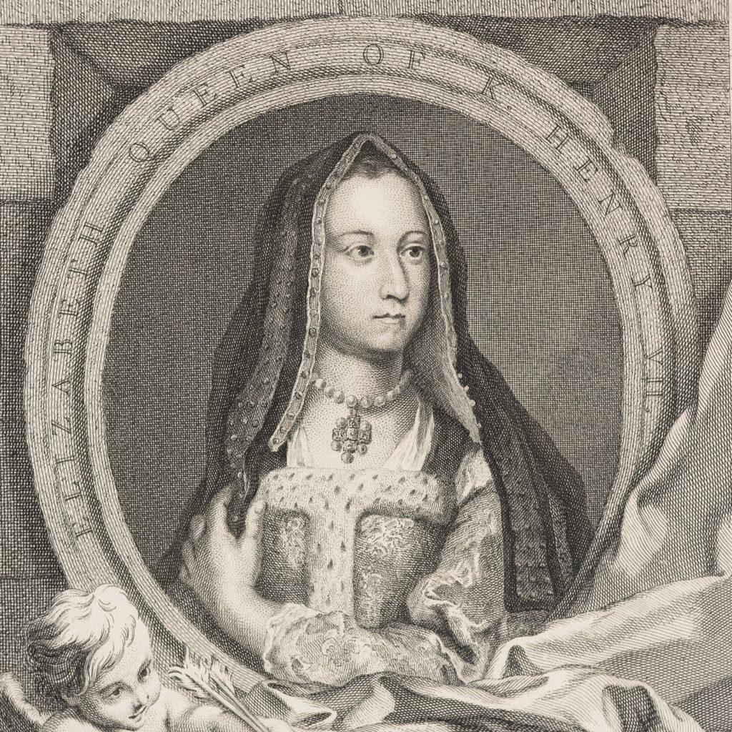 Elizabeth Queen of King Henry VII