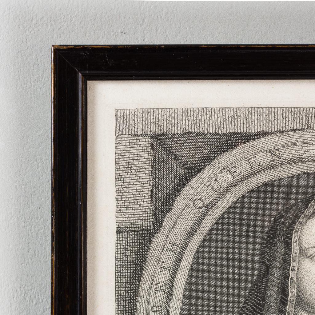 Copper-engravings by Jacobus Houbraken,-137201