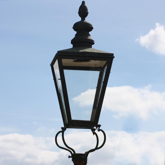 Foster & Pullen lantern