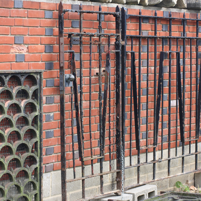 set of gates