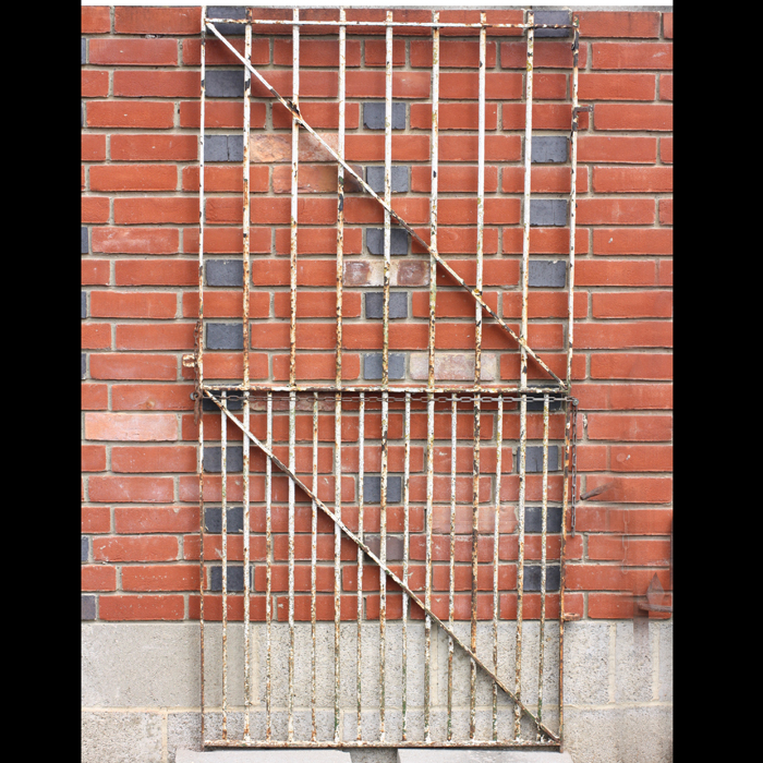 kennel gate