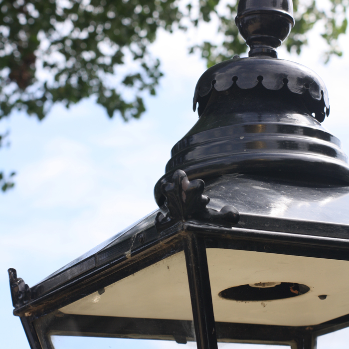 Kempton lantern