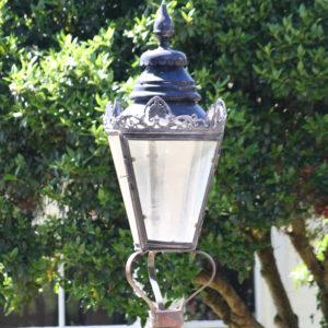 London Circular lantern