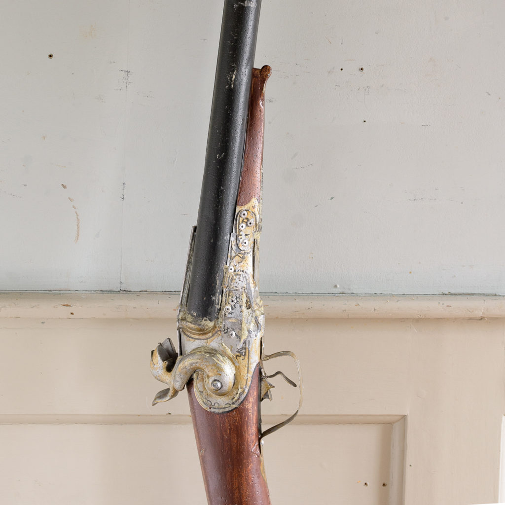 Large French gun-dealer trade sign, -137636