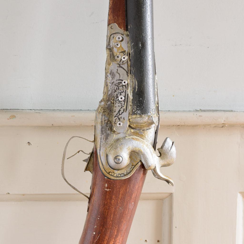 Large French gun-dealer trade sign, -137637